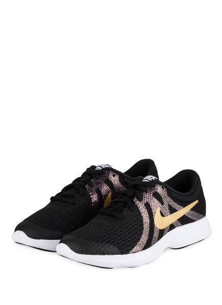 Nike Laufschuhe REVOLUTION 4 SHIELD, Farbe: SCHWARZ (Bild 1)
