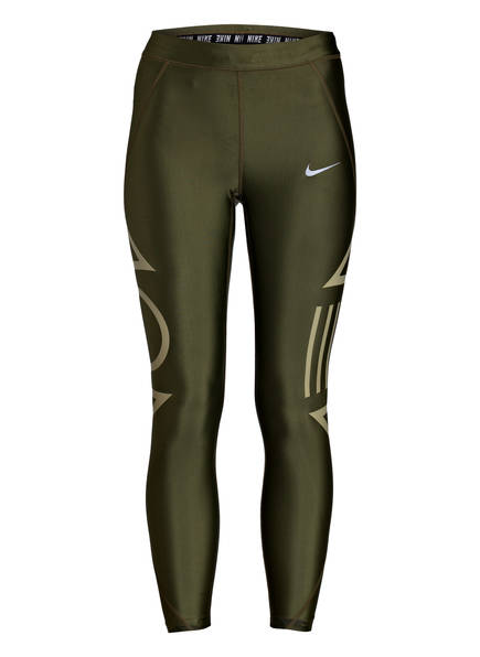 Nike 7/8-Tights SPEED, Farbe: OLIV (Bild 1)