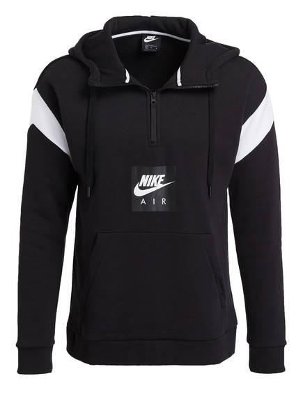 Nike Hoodie AIR, Farbe: SCHWARZ (Bild 1)