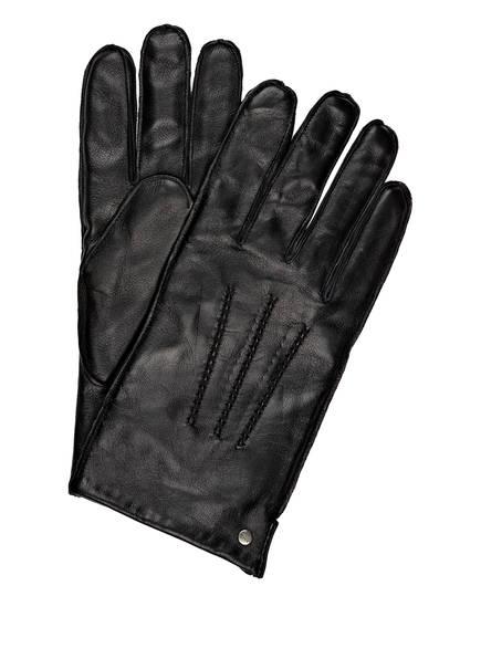 JOOP! Lederhandschuhe, Farbe: SCHWARZ (Bild 1)