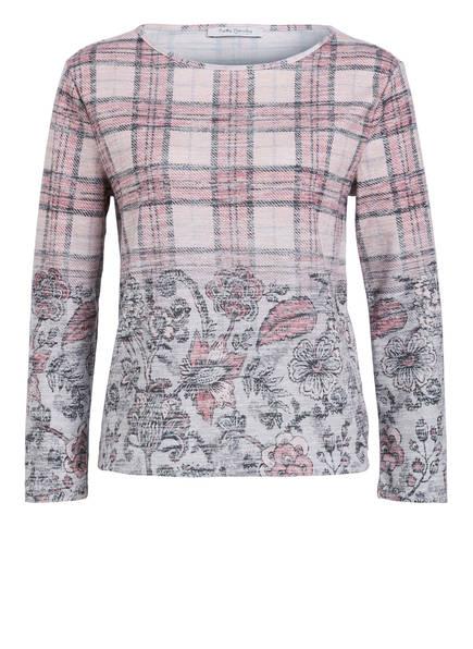 Betty Barclay Shirt, Farbe: HELLROSA/ DUNKELGRAU/ ROSÉ (Bild 1)