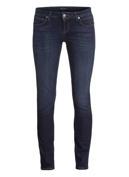 CAMBIO Jeans LIU, Farbe: AMERICAN DARK USED BLUE (Bild 1)