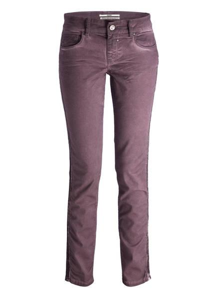 COCCARA Jeans CURLY, Farbe: DARK CHERRY (Bild 1)