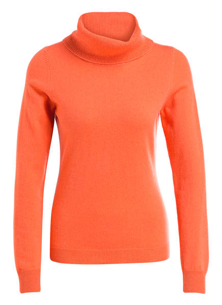 REPEAT Cashmere-Pullover , Farbe: ORANGE (Bild 1)