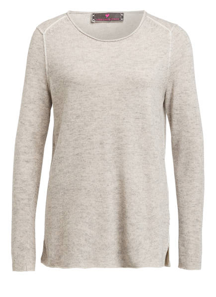 LIEBLINGSSTÜCK Pullover HALINA, Farbe: GRAU MELIERT (Bild 1)