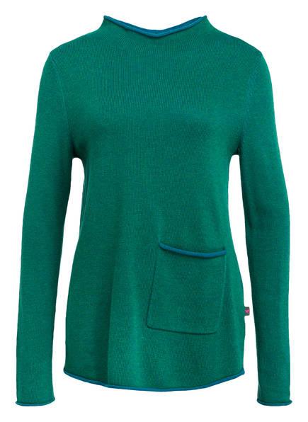 LIEBLINGSSTÜCK Pullover AGNES, Farbe: GRÜN MELIERT (Bild 1)