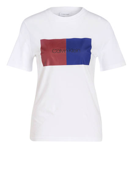 Calvin Klein T-Shirt , Farbe: WEISS (Bild 1)