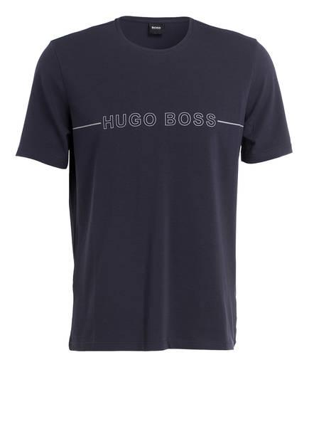 BOSS Schlafshirt, Farbe: DUNKELBLAU (Bild 1)