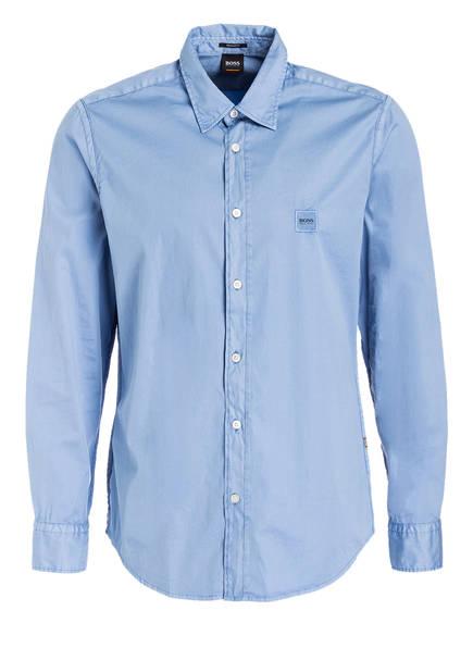 BOSS Hemd REVERSE Regular Fit, Farbe: HELLBLAU (Bild 1)