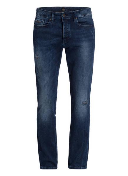 BOSS Jeans TABER Tapered-Fit, Farbe: 409 DARK BLUE (Bild 1)