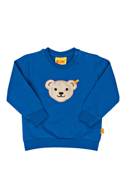 Steiff Sweatshirt , Farbe: BLAU (Bild 1)