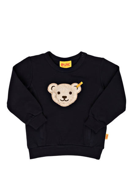 Steiff Sweatshirt , Farbe: MARINE (Bild 1)