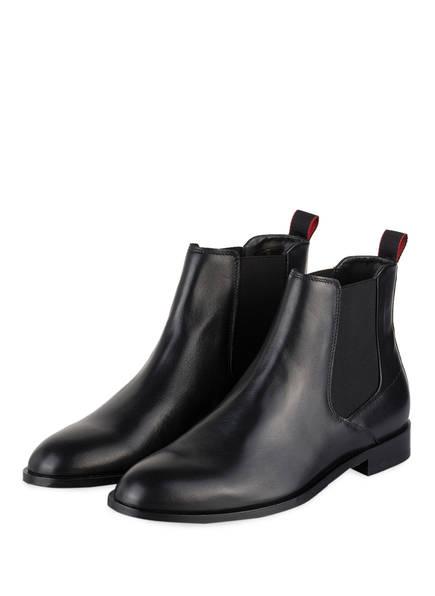 HUGO Chelsea Boots SMART CHEB, Farbe: SCHWARZ (Bild 1)
