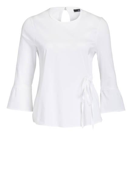 LUISA CERANO Blusenshirt, Farbe: WEISS (Bild 1)