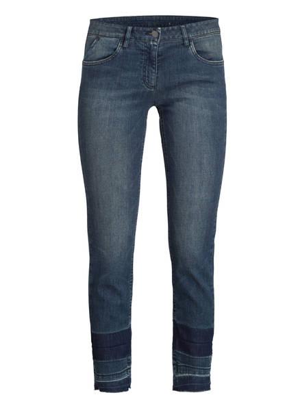 LUISA CERANO Skinny-Jeans, Farbe: BLAU (Bild 1)
