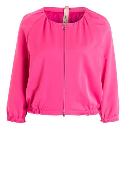 MARCCAIN Jacke mit 3/4-Arm, Farbe: 250 PINK (Bild 1)
