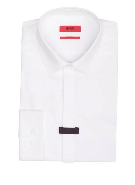 HUGO Hemd EMORY Extra Slim Fit, Farbe: WEISS (Bild 1)