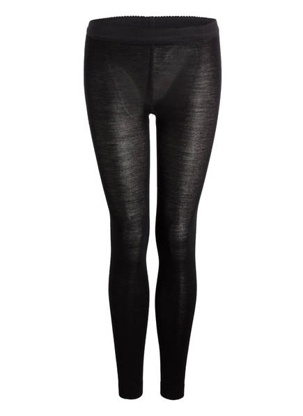 FALKE Leggings SOFTMERINO, Farbe: 3000 BLACK (Bild 1)