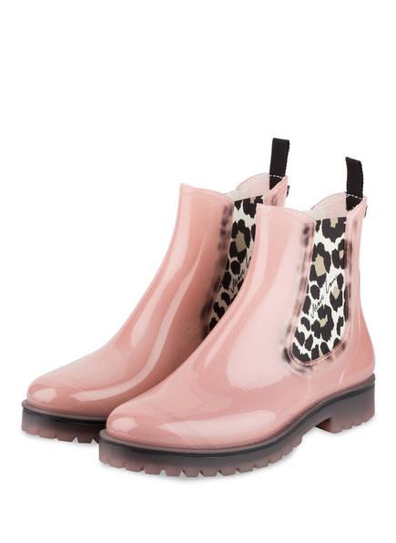 MARCCAIN Gummi-Boots, Farbe: ROSA (Bild 1)