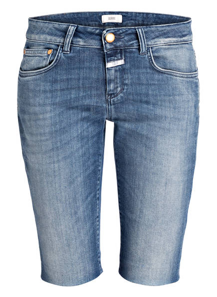 CLOSED Jeans-Shorts BAKER, Farbe: MBL MID BLUE (Bild 1)