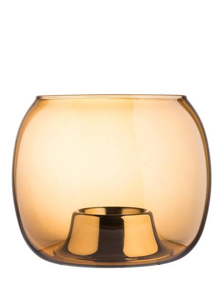 iittala Windlicht KAASA, Farbe: BRAUN (Bild 1)