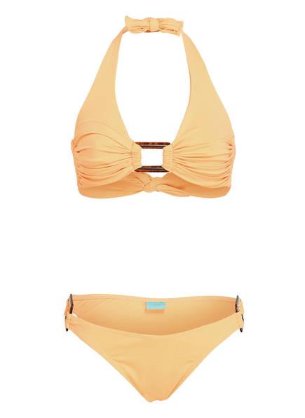 MELISSA ODABASH Triangel-Bikini PARIS, Farbe: ORANGE (Bild 1)