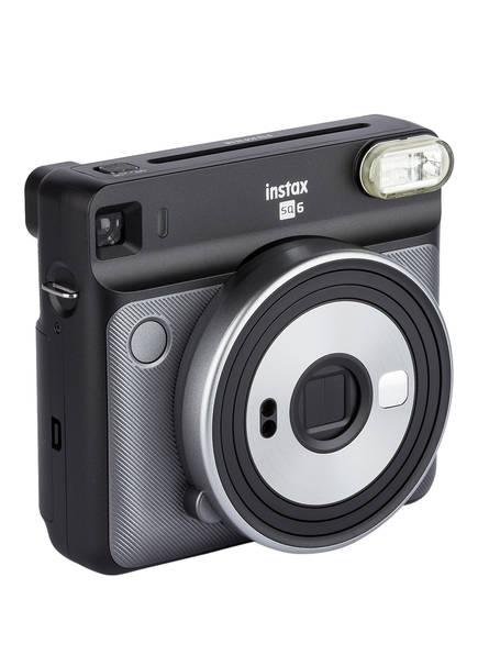 FUJIFILM Sofortbildkamera INSTAX SQUARE SQ 6, Farbe: SCHWARZ/ GRAU (Bild 1)