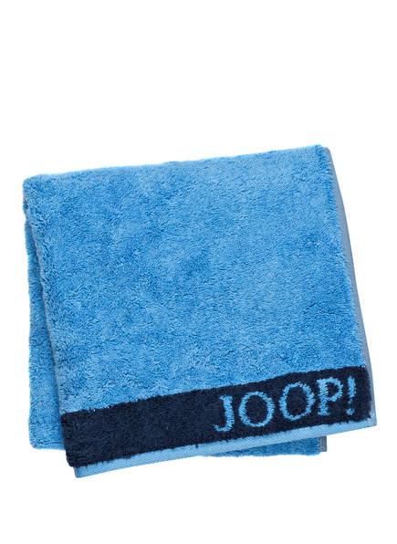 JOOP! Handtuch , Farbe: BLAU/ DUNKELBLAU (Bild 1)