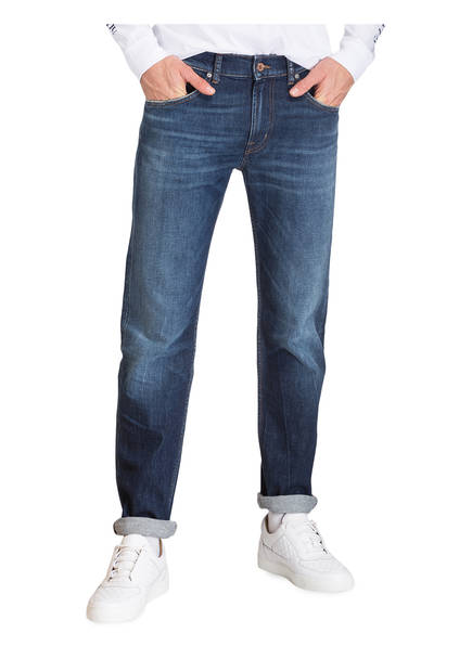 Kayden Blue Mankind All For Slim 7 Zk Jeans Fit 1SOwIqan8a