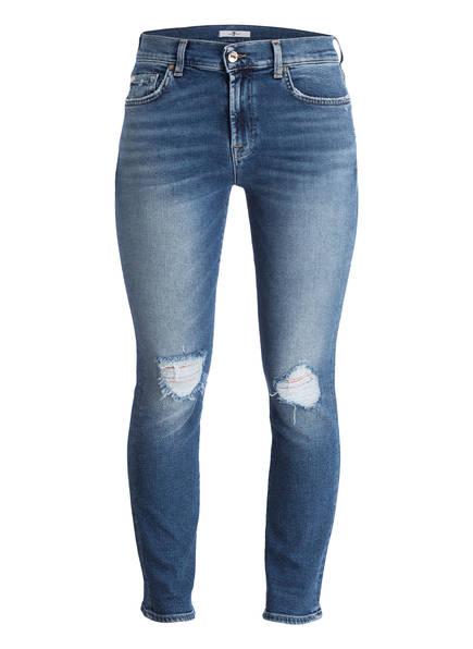 7 for all mankind Destroyed Jeans, Farbe: DARK BLUE (Bild 1)