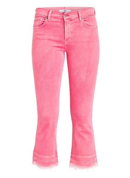 7 for all mankind 7/8-Jeans, Farbe:  FUCHSIA (Bild 1)