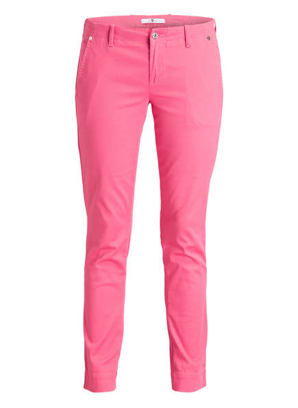 7 for all mankind Chino PYPER , Farbe: PINK (Bild 1)
