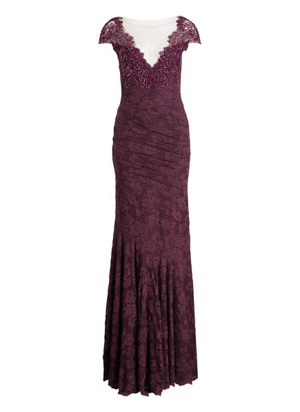 OLVI'S Abendkleid, Farbe: DUNKELROT (Bild 1)