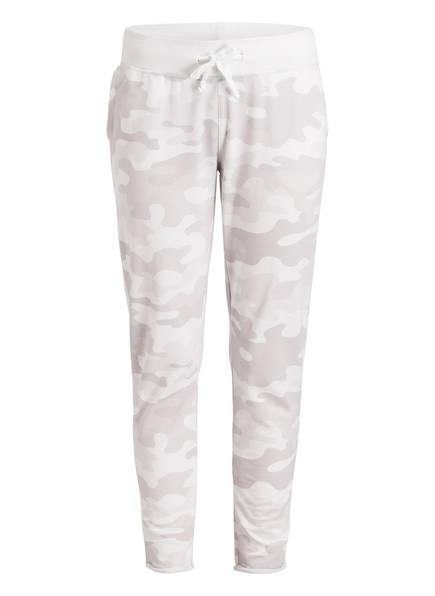 Juvia Sweatpants, Farbe: WEISS/ HELLGRAU (Bild 1)