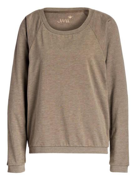 Juvia Sweatshirt, Farbe: TAUPE (Bild 1)