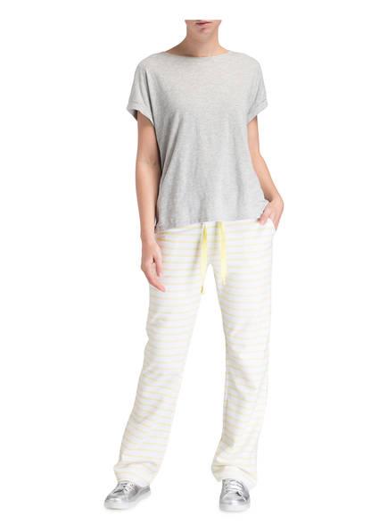 Juvia Sweatpants, Farbe: WEISS/ GELB (Bild 1)