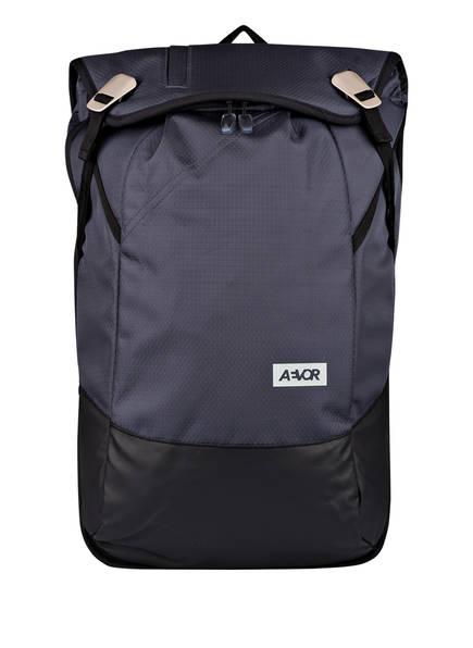 AEVOR Rucksack DAYPACK PROOF 18 l (erweiterbar auf 28 l) mit Laptop-Fach, Farbe: PETROL (Bild 1)