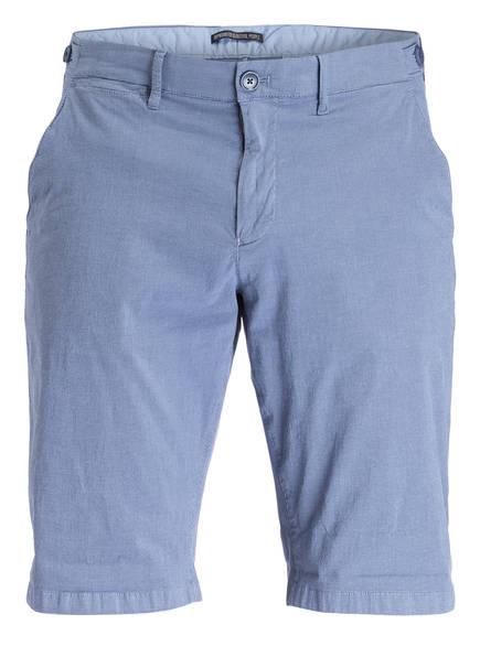Drykorn Kariert Blau Hellblau Shorts Seek rTHfrOS
