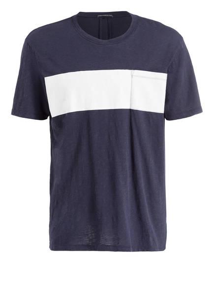 DRYKORN T-Shirt MARLS, Farbe: DUNKELBLAU (Bild 1)