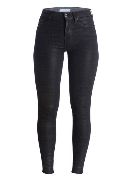 7 for all mankind Jeans THE ANKLE SKINNY, Farbe: BAIR COARTED LASER CROC (Bild 1)