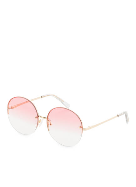 Le Specs Sonnenbrille SAY MY NAME, Farbe: GOLD/ HELLROSA (Bild 1)