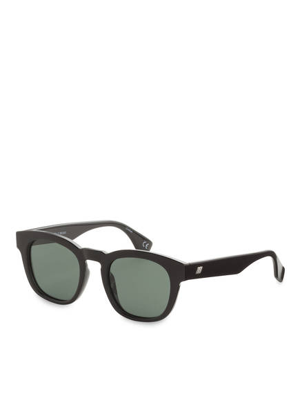 Le Specs Sonnenbrille BLOCK PARTY, Farbe: SCHWARZ/ KHAKI  (Bild 1)
