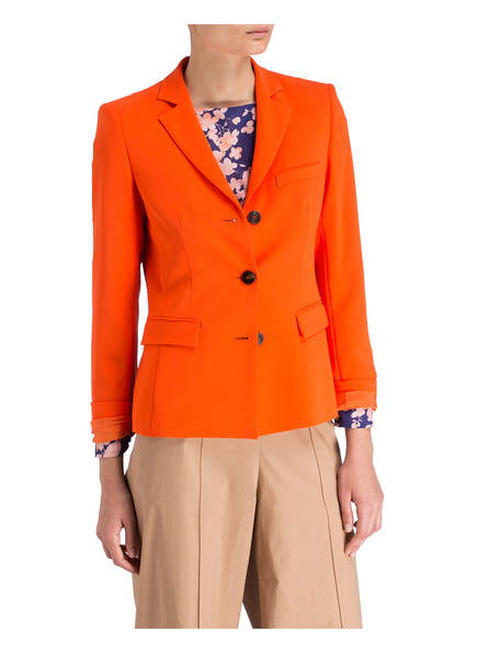 René Orange Blazer René Lezard Orange Blazer René Lezard qUI1wZ