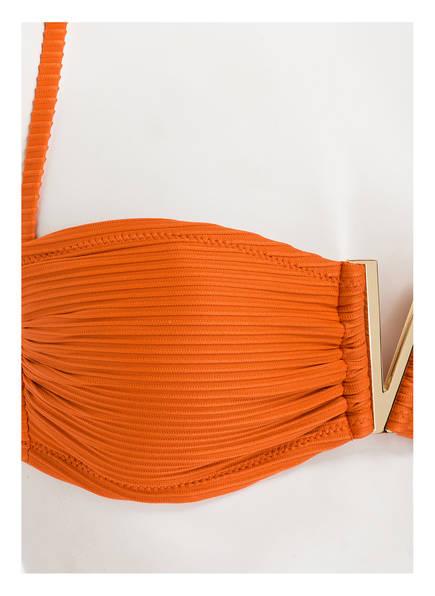 Neckholder Klein Casablanca top Heidi Orange bikini zqW5wH