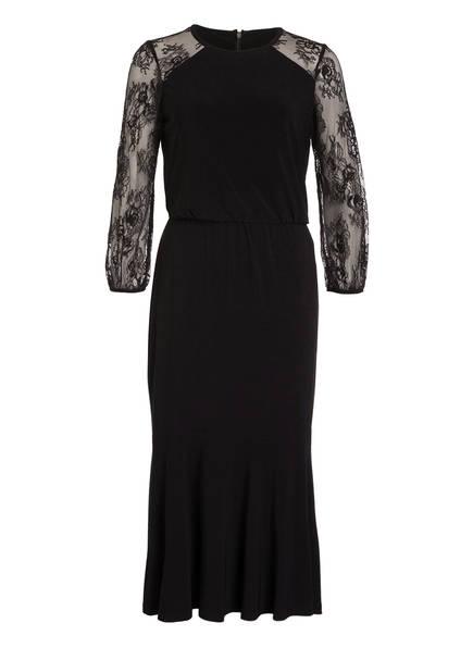 LAUREN RALPH LAUREN Midi-Kleid RUBIA, Farbe: SCHWARZ (Bild 1)