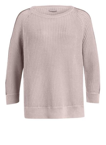 HEMISPHERE Pullover, Farbe: HELLBRAUN/ BRAUN (Bild 1)