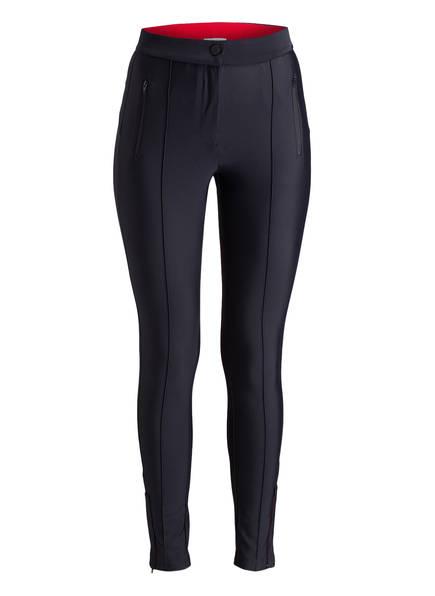 sandro Hose mit gesteppter Ziernaht, Farbe: SCHWARZ (Bild 1)