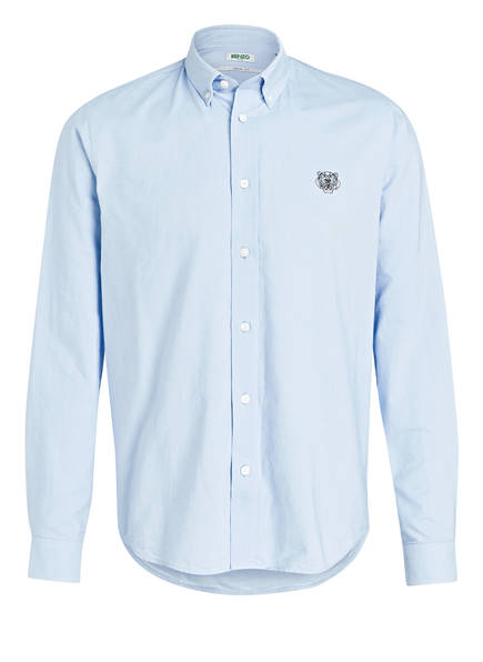 KENZO Oxford-Hemd Casual Fit, Farbe: HELLBLAU (Bild 1)