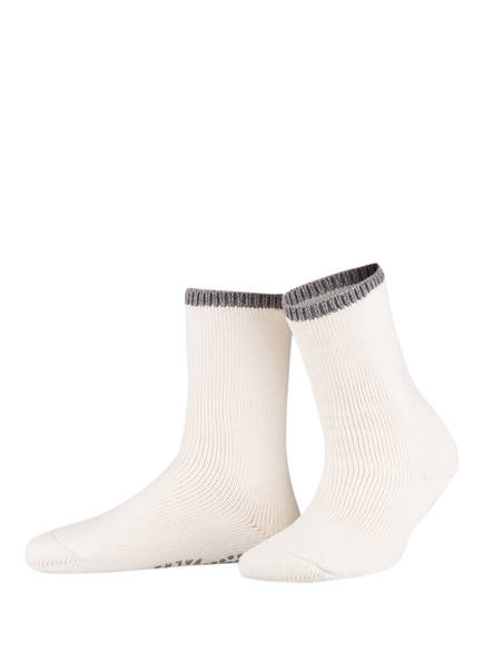 FALKE Socken CUDDLE PADS, Farbe: 2049 OFF-WHITE (Bild 1)