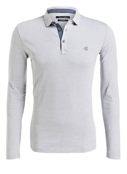 Marc O'Polo Poloshirt Regular Fit, Farbe: HELLGRAU (Bild 1)
